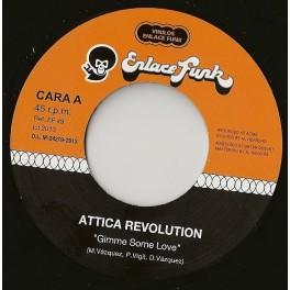 ATTICA REVOLUTION