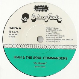 IKAH & THE SOUL COMMANDERS