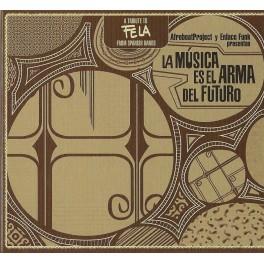LA MUSICA ES EL ARMA DEL FUTURO