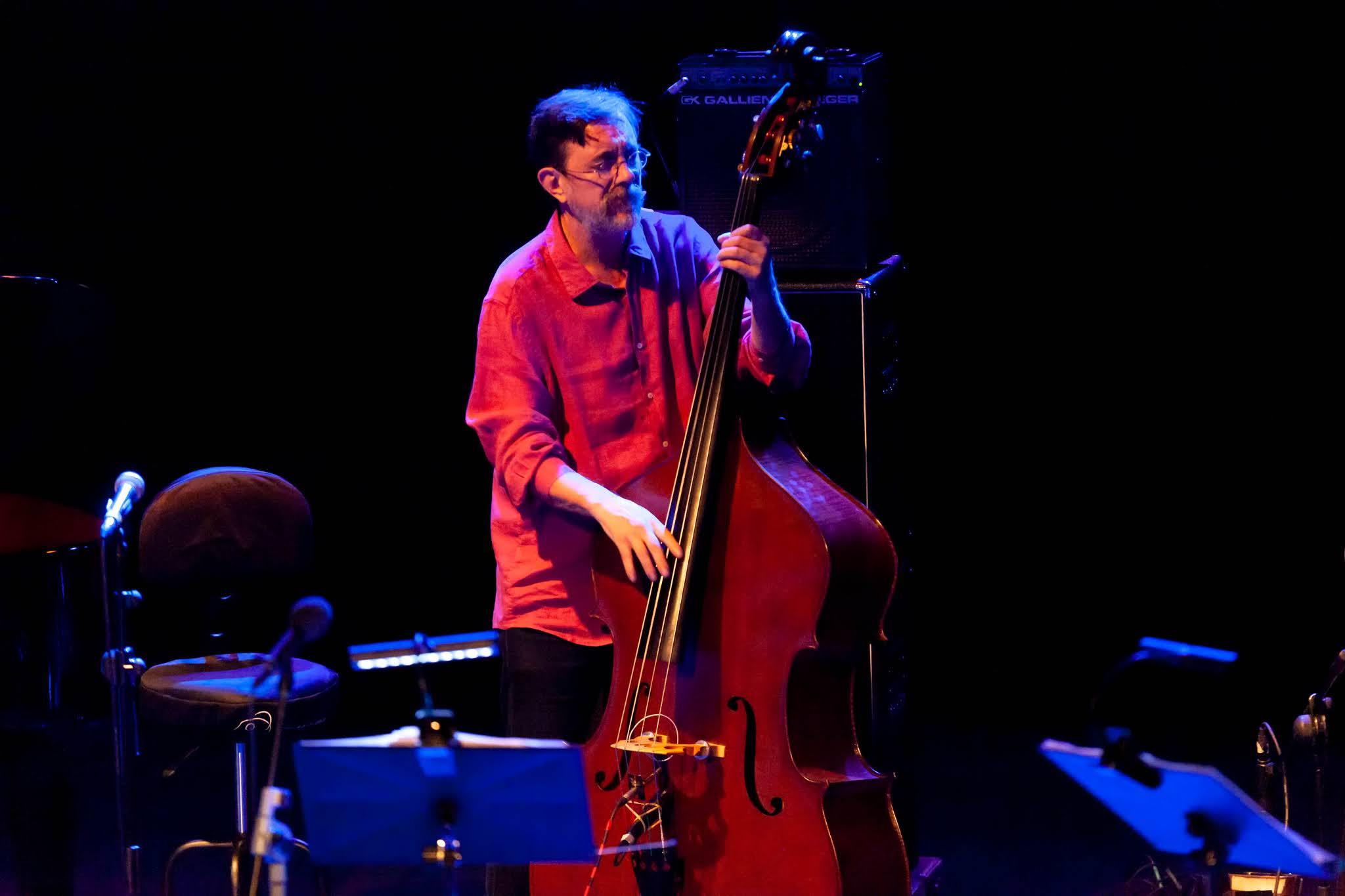 Javier Colina en el JazzMadrid 2020